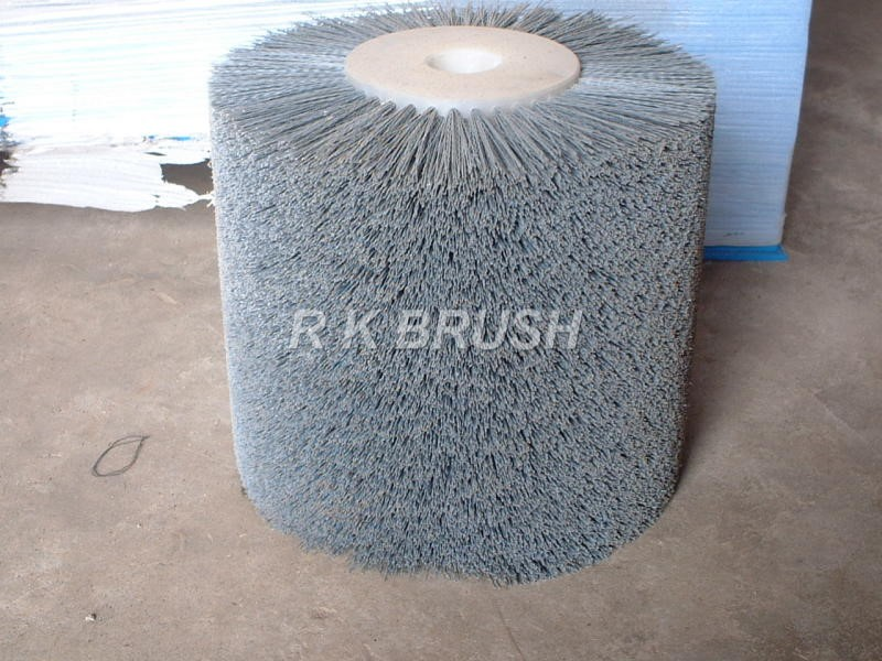 ABRASIVE NYLON  ROLLER BRUSH (TYPE2)