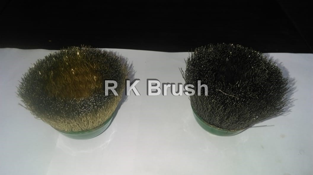 MS WIRE CUP BRUSH CRIMPED