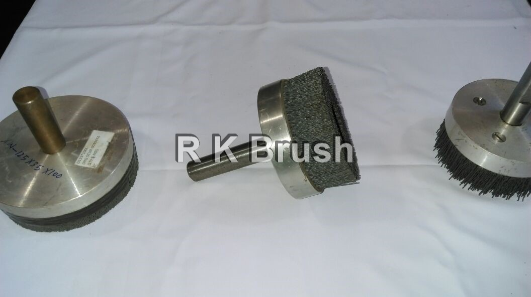 Shaft Mounted Disc Brush