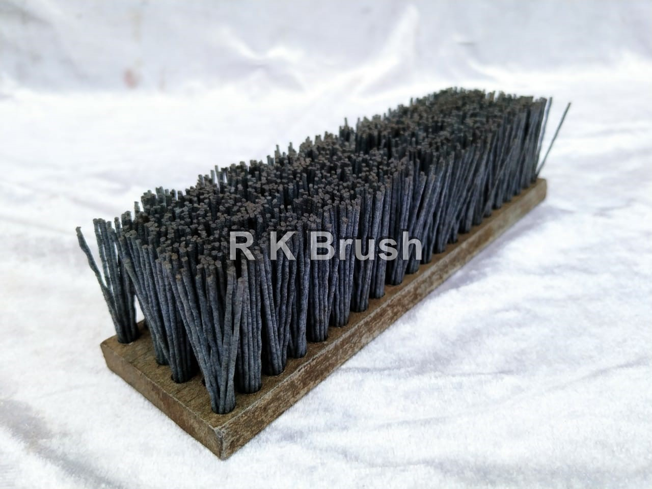 Abrasive Nylon Flat Brush