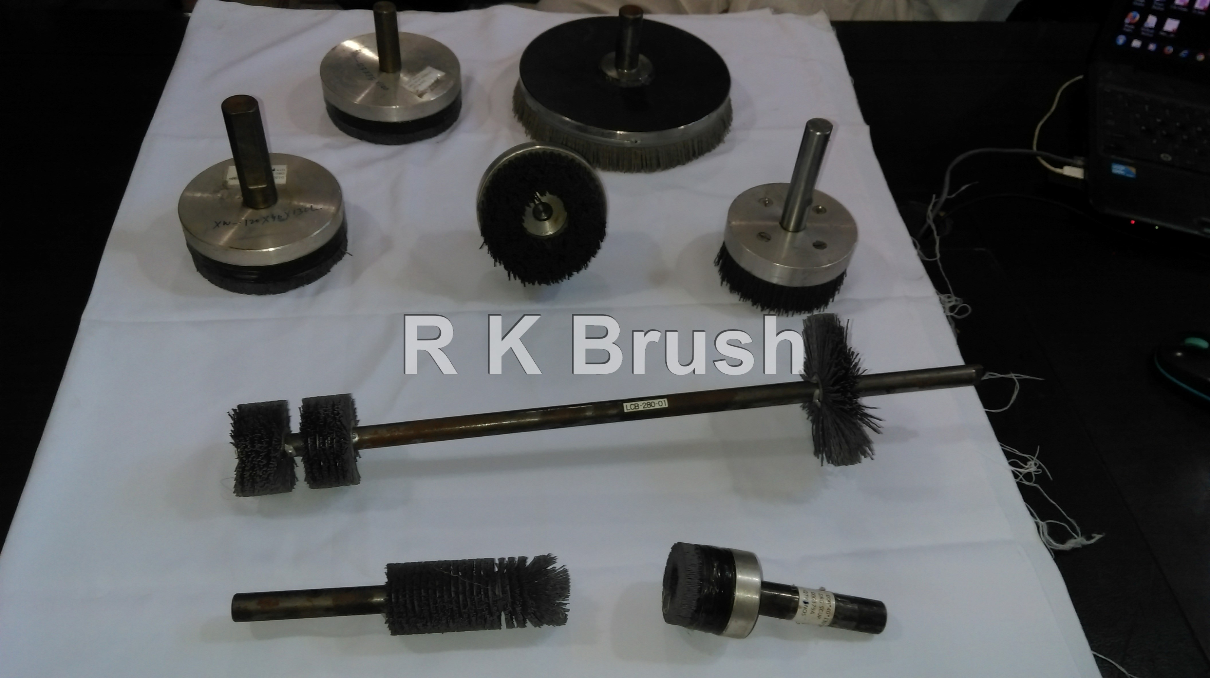 Customized Deburring Brush