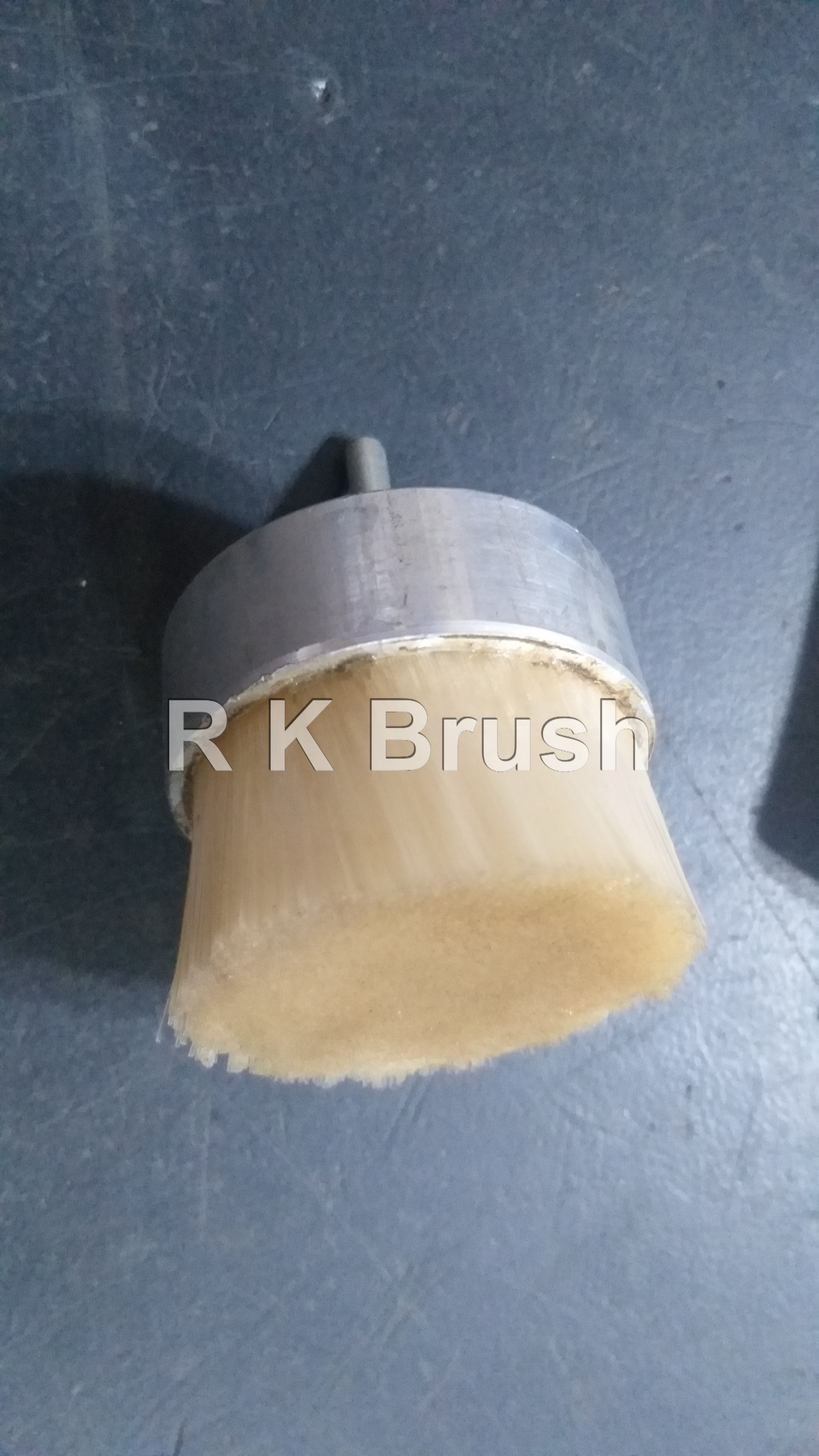 Mini Disc Brush (Nylon)